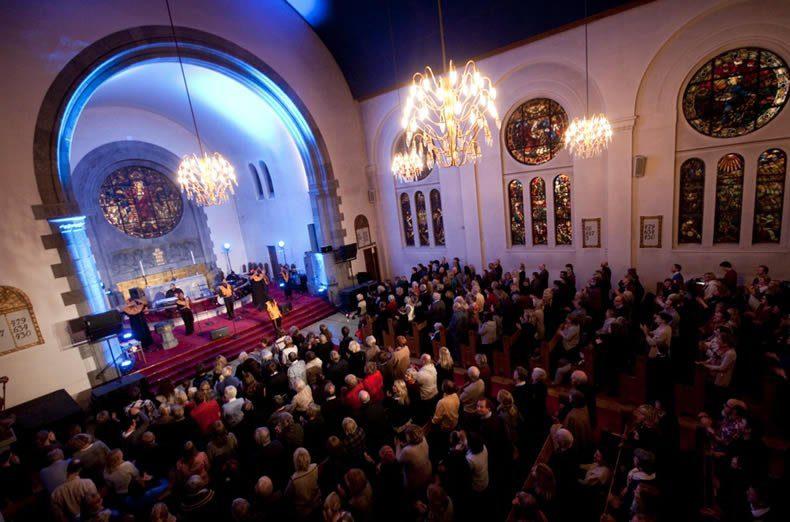 Messa Gospel a New York