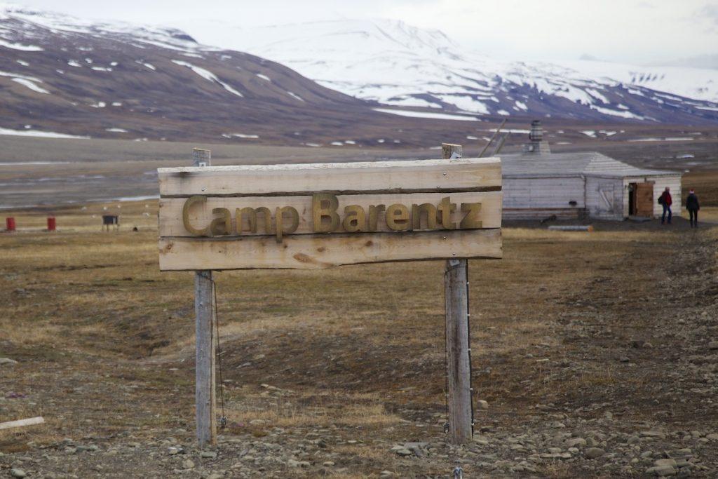 Camp Barentz