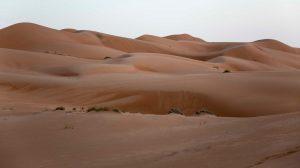 deserto Wahiba Sands