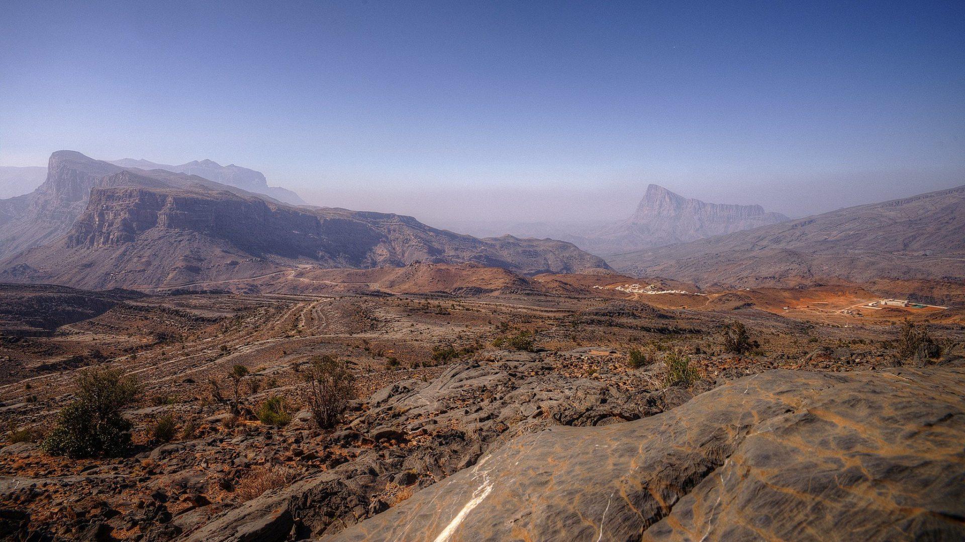 Monti Hajar