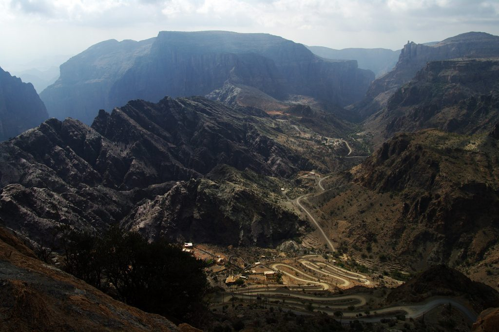 Jabal Ak Akhdar
