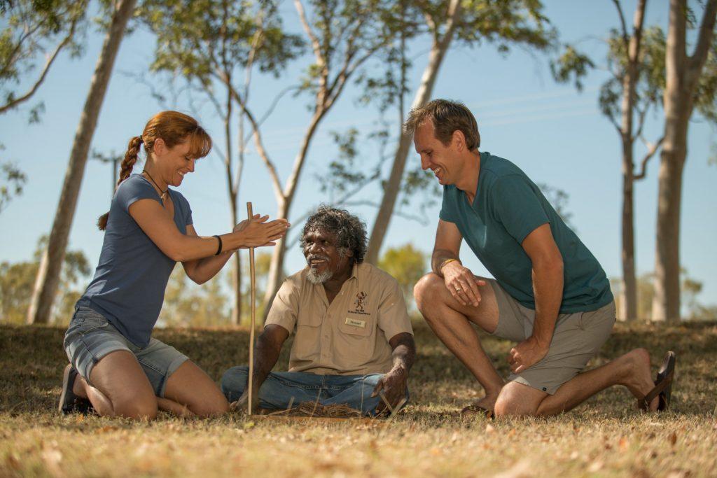 Esperienza aborigena in Australia