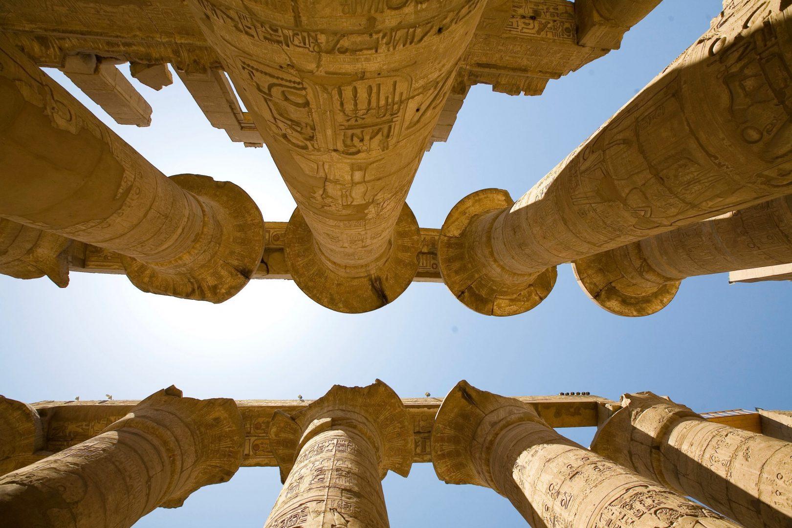 Grande Sala Ipostila - Karnak