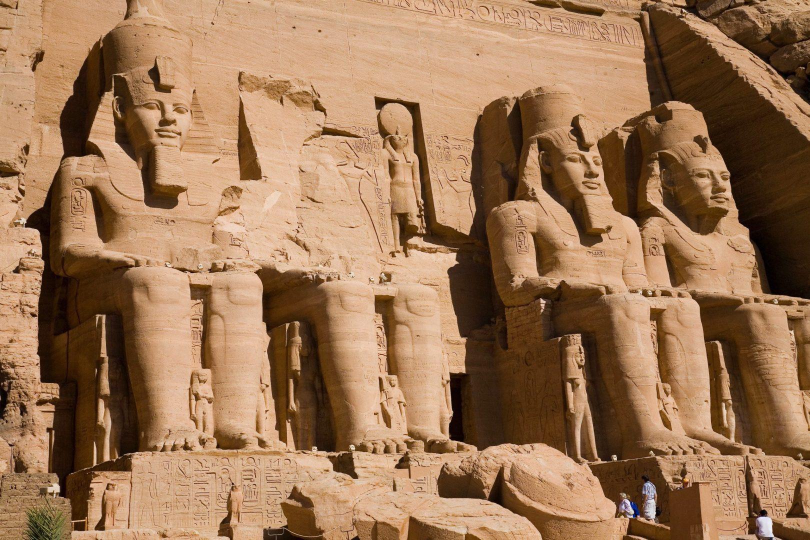 Tempio di Ramses II ad Abu Simbel