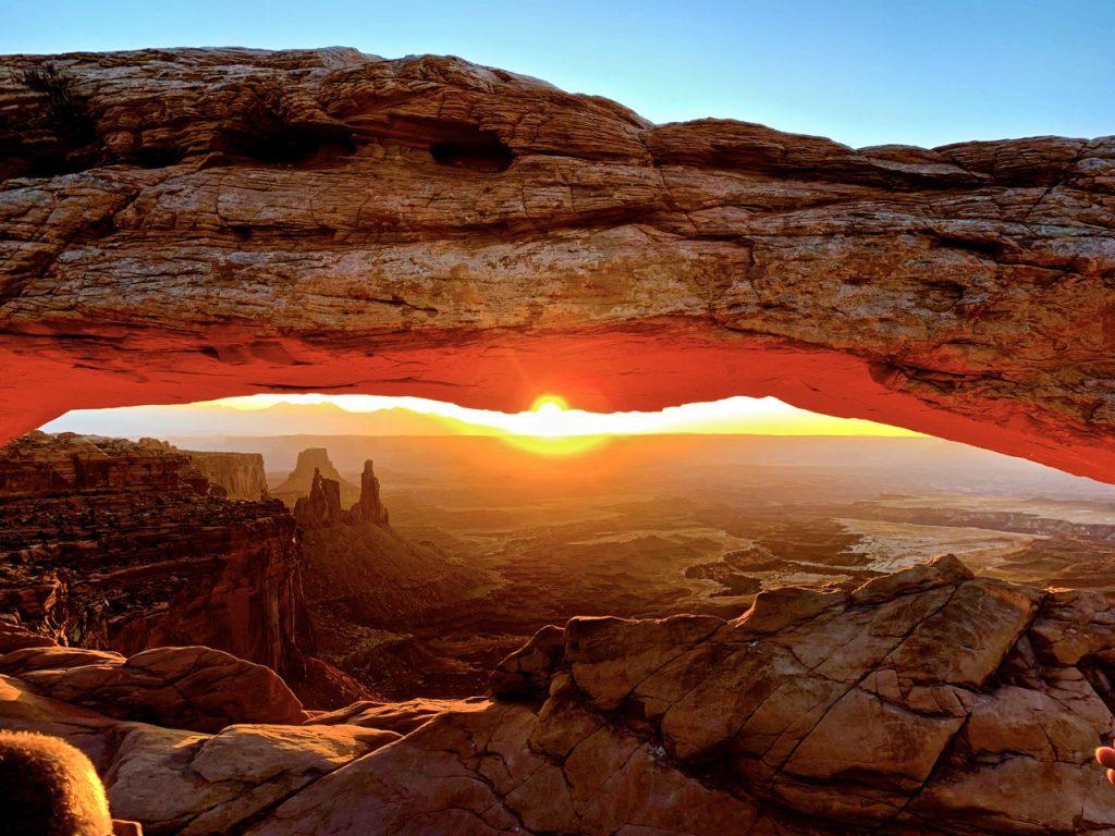 Alba al Mesa Arch