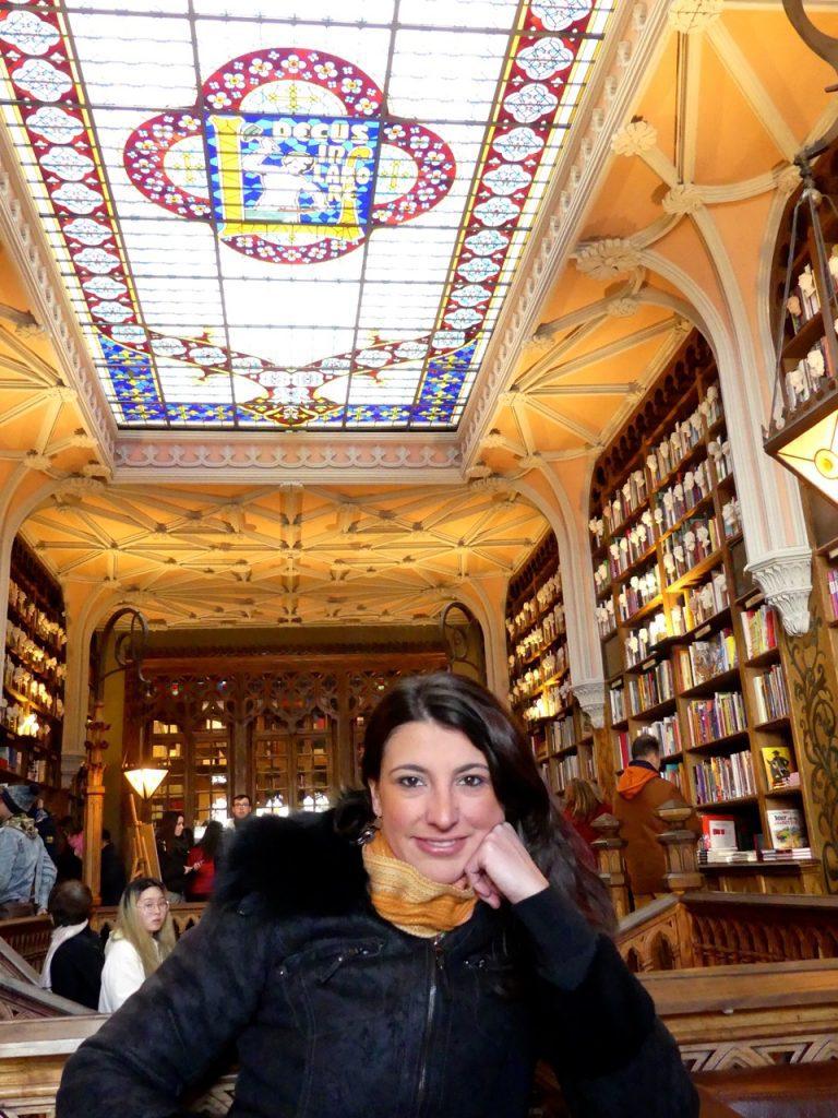Il gioiello di Porto: la Livraria Lello