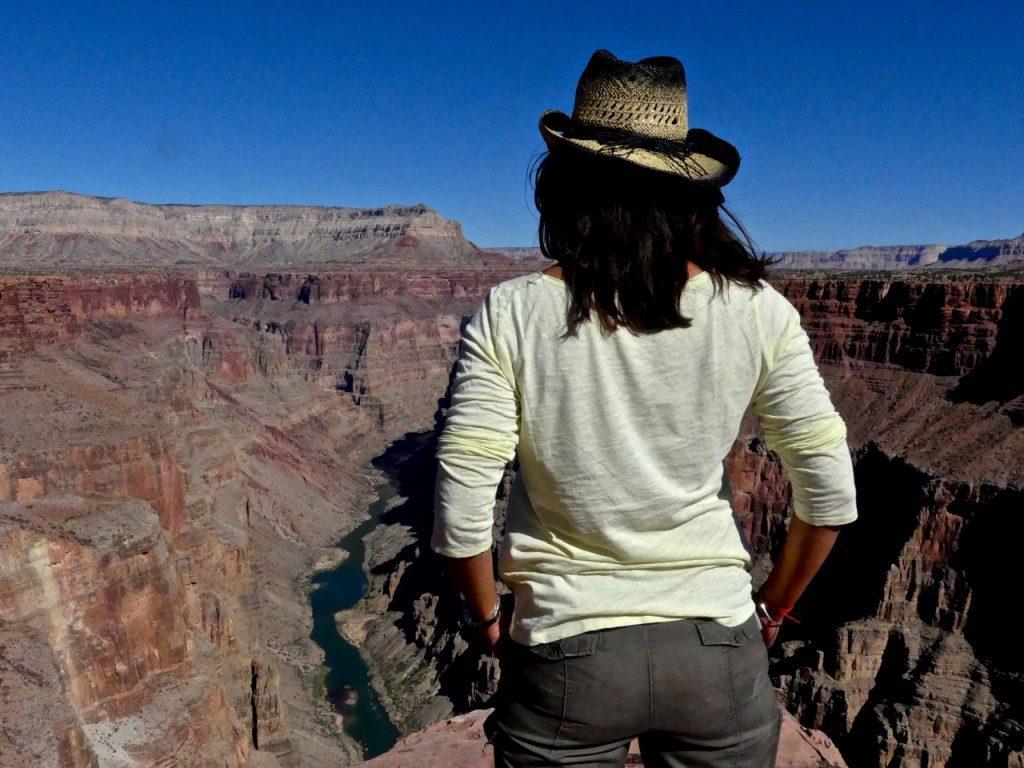 vista del Grand Canyon