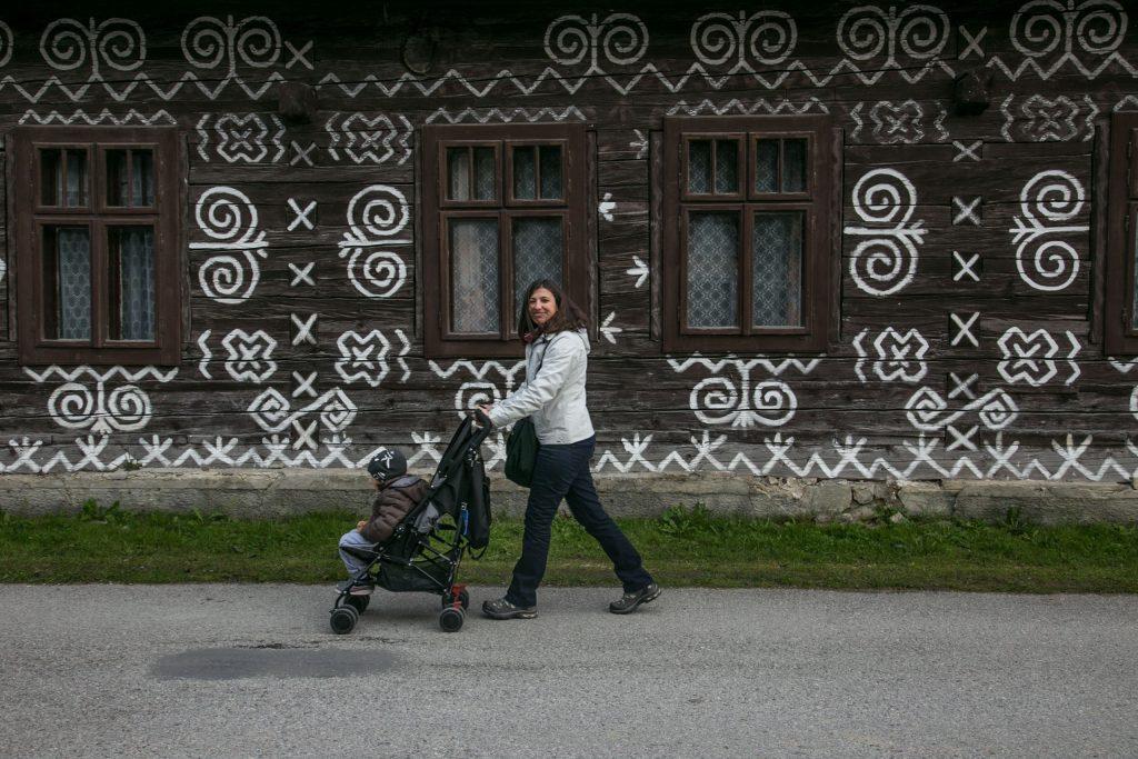 Slovacchia con bambini