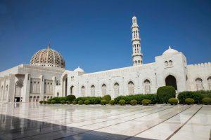 Moschea del Sultano Al Qaboos - Muscat