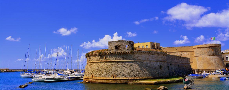 Castello Angioino-Aragonese di Gallipoli
