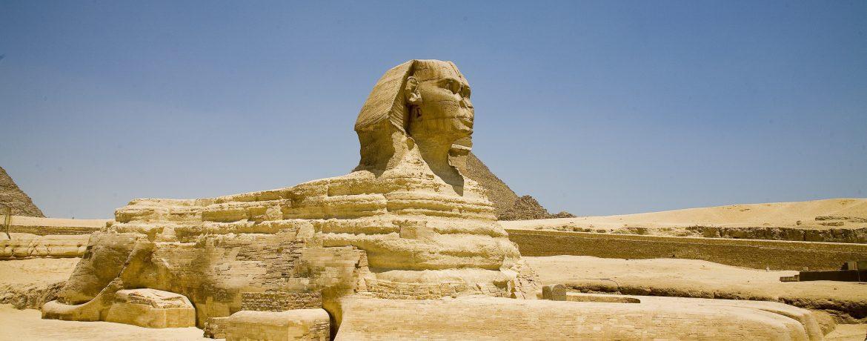 la Sfinge - Egitto